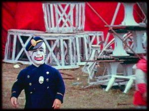Clown Policeman